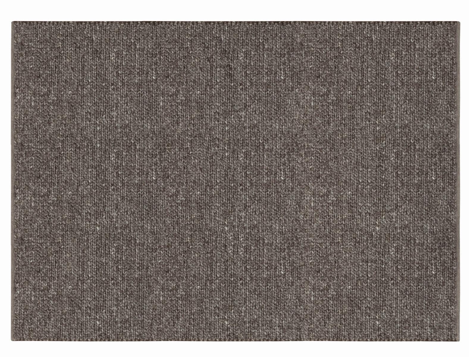 Dywan Ręcznie Tkany Carpet Decor Suelo Charcoal