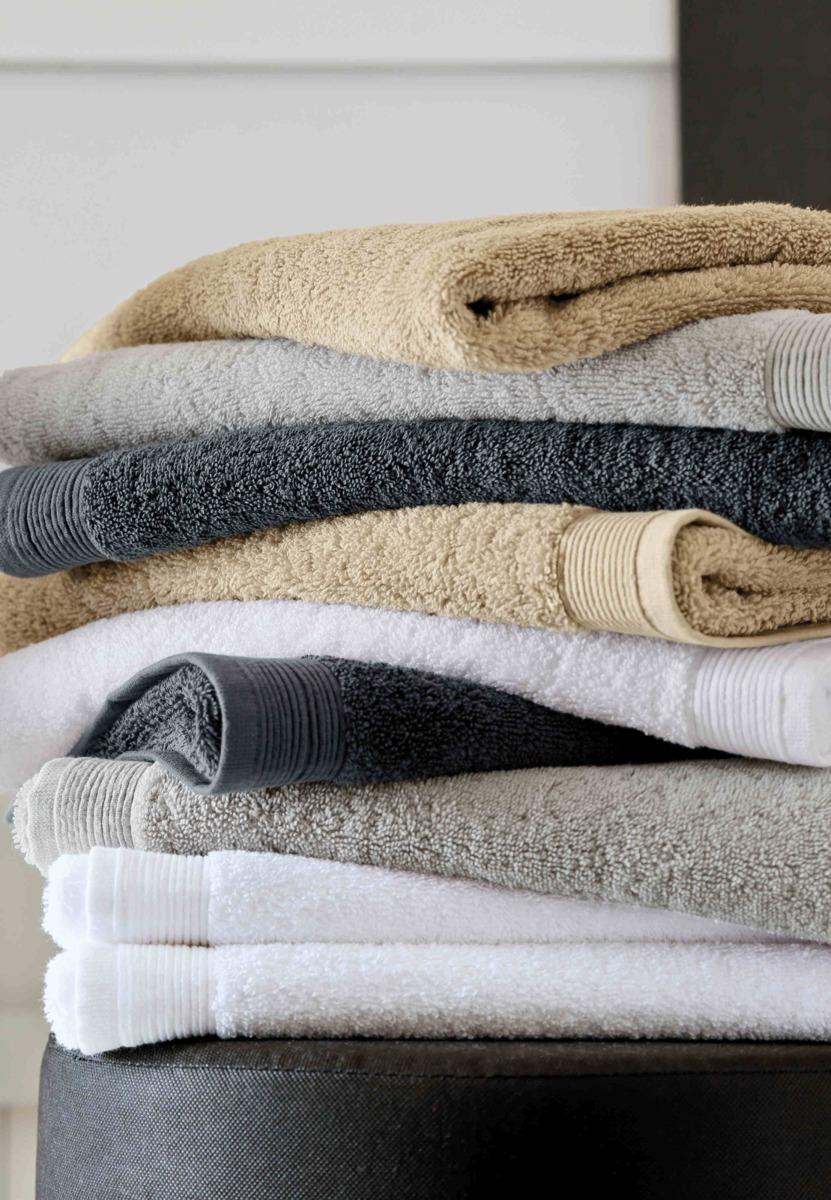 ręcznik blanc des vosges uni biały ręcznik sklep internetowy podpierzyna