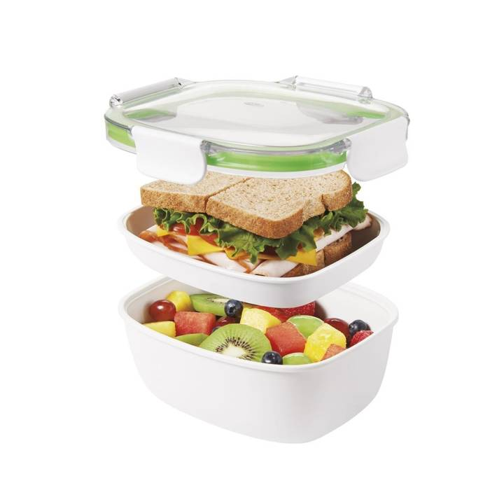 Lunchbox dwupoziomowy ON-THE-GO - 1,25L -Good Grips / OXO